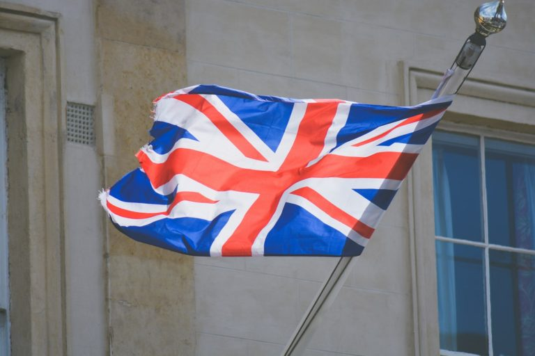 britain flag unsplash 1