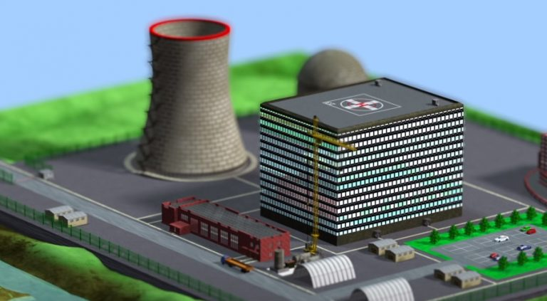 nuclear factory