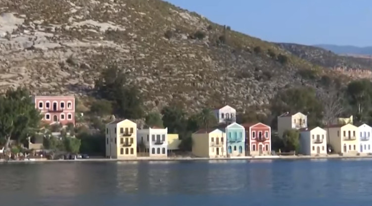 kastelorizo video