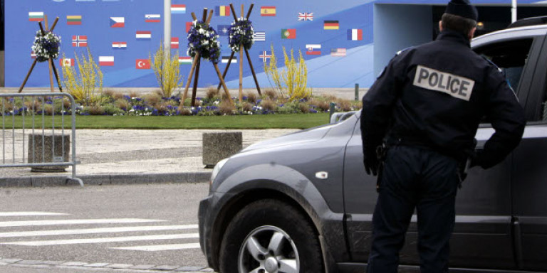 police france eurokinissi