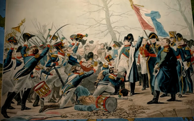 waterloo battle