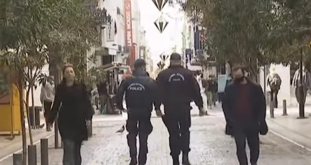 police town video