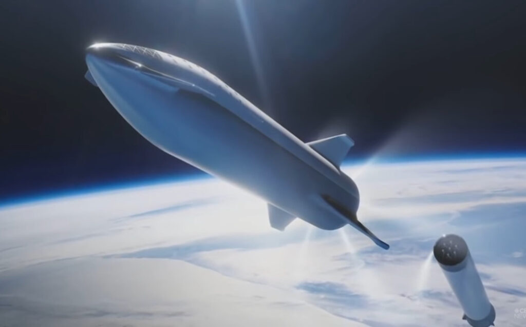 SPACE X video