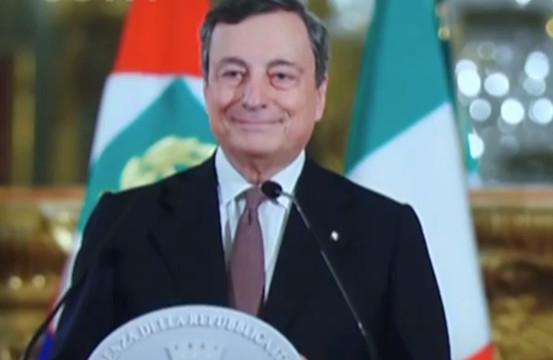 Mario Draghi 2 video
